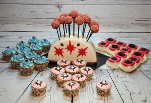 sweettable cakepops cupcakes en petits fours