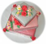 bruidstaart rode rozen roze calla's w.jpg